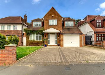 Thumbnail 6 bed detached house for sale in Ashley Lane, Hendon