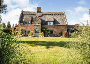 Thumbnail 3 bed equestrian property for sale in Happisburgh, Norwich, Norfolk