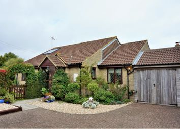 Thumbnail 3 bed detached bungalow for sale in The Paddocks, Beaminster
