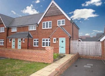 Thumbnail 3 bed semi-detached house to rent in Patchett Drive, Trench Wood Gardens, Hadley