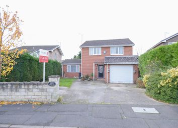 Thumbnail 3 bed detached house for sale in Dale Close, Staveley, Chesterfield