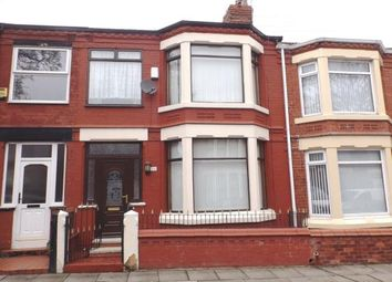 Thumbnail 3 bed terraced house for sale in Devonfield Road, Orrell Park, Liverpool, Merseyside
