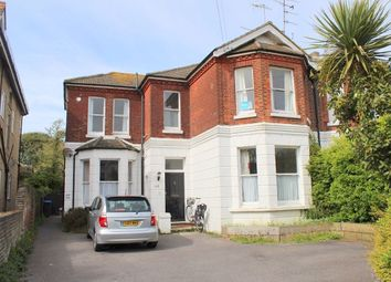 Thumbnail 2 bed flat to rent in Richmond Road, Worthing