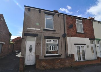 Thumbnail 2 bedroom end terrace house to rent in Hallgarth Terrace, Ferryhill