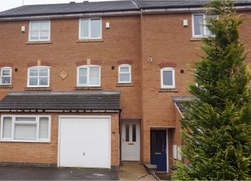 Thumbnail 3 bed terraced house to rent in Honeychurch Close, Redditch