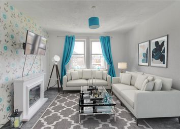 Thumbnail 2 bed flat for sale in North Lea, Doune