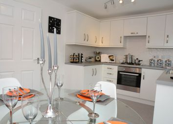 Thumbnail 3 bedroom detached house for sale in The Avonmore, Rotherham Road, Clowne, Derbyshire