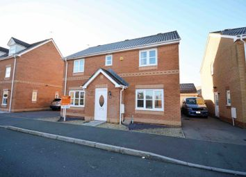 Thumbnail 4 bed detached house to rent in Spencer David Way, St. Mellons, Cardiff