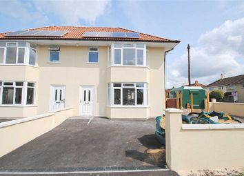 Thumbnail 2 bed semi-detached house for sale in Wigton Crescent, Southmead, Bristol