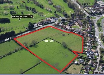 Thumbnail Commercial property for sale in Land East Of Tirionfa, Rhuddlan, Denbighshire