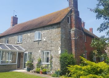 Thumbnail 5 bed farmhouse for sale in Cole Street Lane, Madjeston, Gillingham