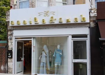 Thumbnail Retail premises for sale in Green Street, London