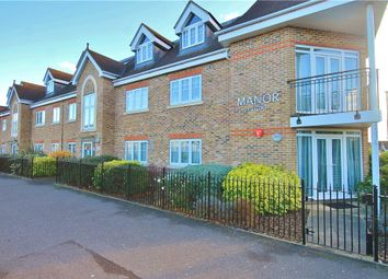 Thumbnail 2 bed flat to rent in Manor Court, Thorpe Road, Staines-Upon-Thames, Surrey