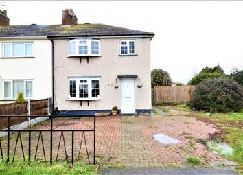 Thumbnail 3 bed end terrace house to rent in Brennan Road, Tilbury