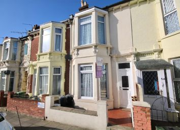Thumbnail 3 bedroom terraced house for sale in Angerstein Road, Portsmouth
