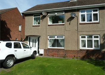 Thumbnail 2 bed semi-detached house for sale in Green Lane, Ashington, Northumberland