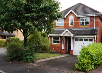 Thumbnail 3 bedroom detached house for sale in Calluna Drive, Priorslee Telford