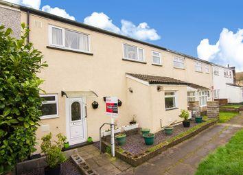 Thumbnail 3 bed terraced house for sale in Heol Ganol, Brynmawr, Ebbw Vale
