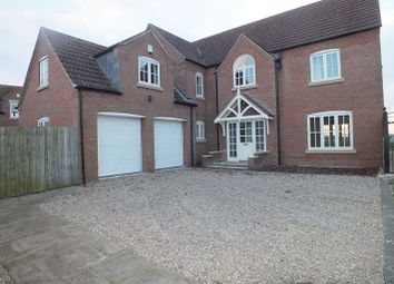 Thumbnail 5 bed detached house for sale in Watson Close, North Clifton
