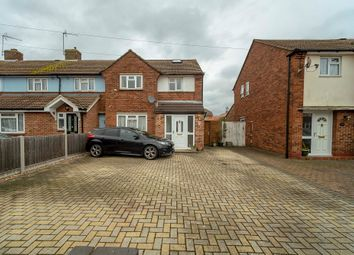 Fairway, Chertsey KT16. 3 bed semi-detached house for sale