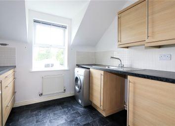 Thumbnail 2 bed flat for sale in Oak Crescent, Ashby-De-La-Zouch