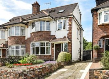 Thumbnail 4 bed semi-detached house for sale in High Road, Whetstone