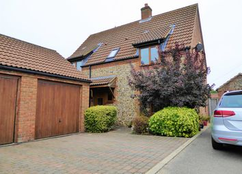 Thumbnail 3 bed detached house to rent in The Old Bakery Close, Methwold, Thetford