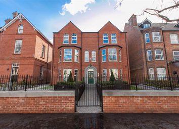 Thumbnail 2 bedroom flat for sale in 34, Wellington Park, Belfast