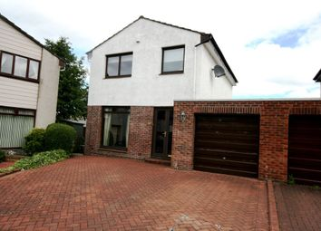 Thumbnail 3 bed detached house for sale in Glenwood Place, Lenzie, Kirkintilloch, Glasgow