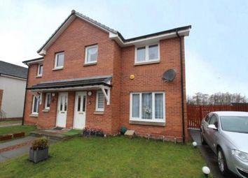 Thumbnail 3 bed semi-detached house for sale in Craigendmuir Street, Glasgow, Lanarkshire