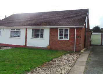 Thumbnail 2 bed semi-detached bungalow for sale in Nicholas Road, Streetly, Sutton Coldfield