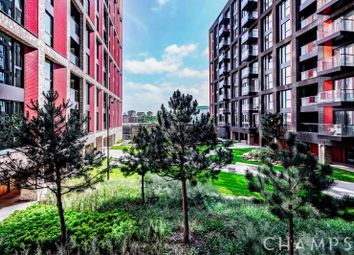 Thumbnail 1 bed flat for sale in Glacier House, 14 Charles Clowes Walk, London