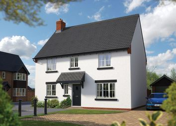 "Thumbnail 5 bed detached house for sale in ""The Ansell"" at Hall End, Wootton, Bedford"