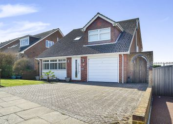 Thumbnail 3 bed detached house for sale in Wanderdown Road, Ovingdean, Brighton