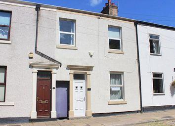 Thumbnail 3 bed terraced house for sale in Wellington Street, Preston
