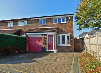 Thumbnail 3 bed end terrace house for sale in Victory Road, Stubbington, Fareham