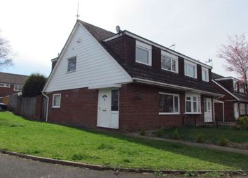 Thumbnail 3 bed semi-detached house for sale in Englefield Close, Kingston Park, Newcastle Upon Tyne