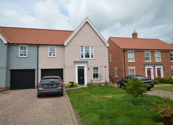 Thumbnail 3 bed semi-detached house for sale in Strawberry Avenue, Lawford, Manningtree