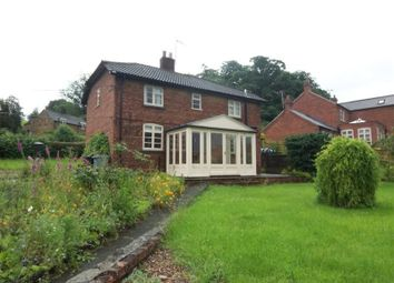 Thumbnail 3 bed cottage to rent in Main Street, Woolsthorpe By Belvoir, Grantham