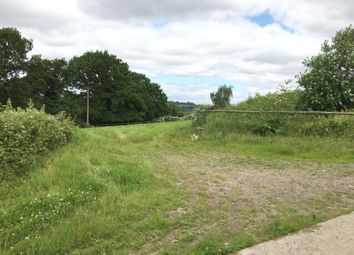 Thumbnail Land for sale in Crundle End Lane, Stockton, Worcester