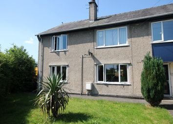 Thumbnail 2 bed flat for sale in Howgill Close, Burneside, Kendal