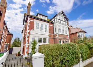 Thumbnail 2 bed flat for sale in Sandgate Road, Folkestone, Kent