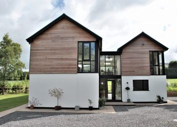 Thumbnail 4 bed detached house for sale in The Beeches, Baltic Road, Kirk Michael