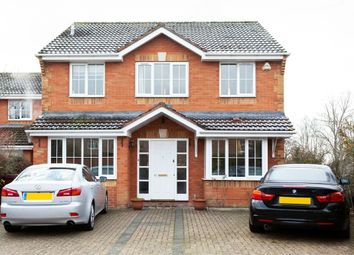 Thumbnail 5 bed detached house for sale in Greenidge Close, Reading, Berkshire