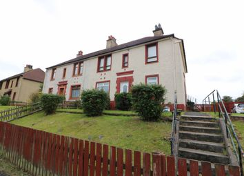 Thumbnail 2 bed flat for sale in Robertson Terrace, Baillieston