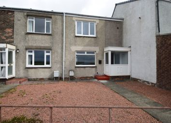 Thumbnail 2 bed terraced house for sale in North Shore Road, Troon, South Ayrshire