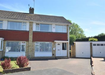 Thumbnail 3 bed semi-detached house for sale in Willow Park, Otford, Sevenoaks, Kent