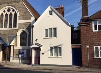 Thumbnail 4 bed semi-detached house for sale in Bridge Street, Hungerford