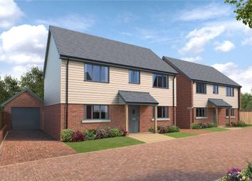 Thumbnail 4 bed detached house for sale in Ivydale Gardens, Godwell Lane, Ivybridge, Devon