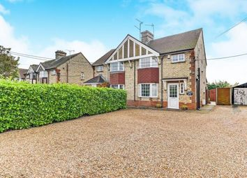 Thumbnail 3 bed semi-detached house for sale in Station Road, Lower Stondon, Bedfordshire, England